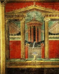 la peinture murale domestique dans la rome antique With style de peinture murale