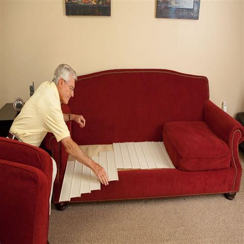 Fixing Sagging Cushions by Furniture Fix Seat Cushion Support 80210 The Home Depot