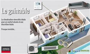 Prix Clim Gainable : monosplit multisplit ou gainable quelle clim choisir ~ Premium-room.com Idées de Décoration