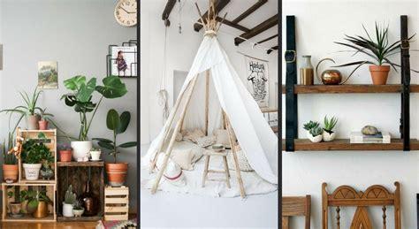 diy  idees faciles  recup pour decorer votre salon