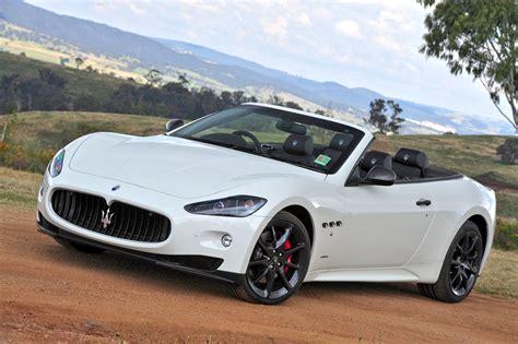 maserati sports car 2012 maserati grancabrio sport on sale in australia