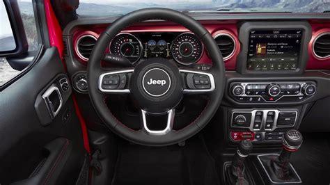 jeep wrangler interior design youtube