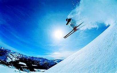 Winter Sports Skiing Wallpapers Ski Snow Snowboard