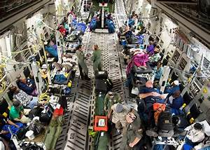 MacDill Personnel Evacuating St. Croix's Critical Patients ...