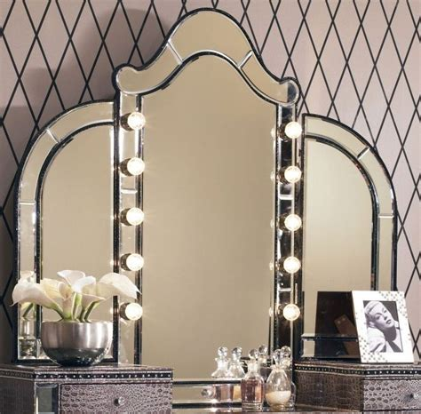 Makeup Vanity Table With Lights And Mirror by A S Guide To Organizing Makeup 15 Tips Tricks