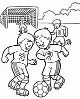 Football Colouring Coloring Sheets sketch template