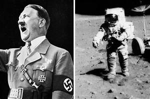 Was Adolf Hitler the first man on the Moon? Nazi Germany's ...