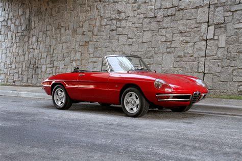 Alfa Romeo Spider Duetto by 1967 Alfa Romeo Duetto Motorcar Studio
