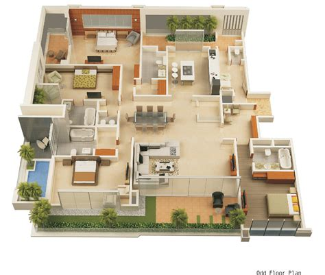 house blueprints 3d home plans smalltowndjs com
