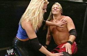 Today in History: Trish Stratus & Chris Jericho vs. Molly ...