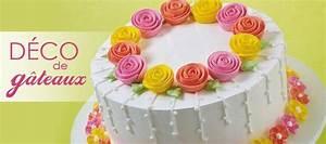deco et materiel ludique de gateau et cupcake thema deco With salle de bain design avec décoration gateau anniversaire pate a sucre