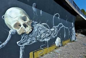 Leo Shop Freiburg : fotos graffiti galerie an der leo wohleb br cke freiburg fotogalerien badische zeitung ~ Orissabook.com Haus und Dekorationen