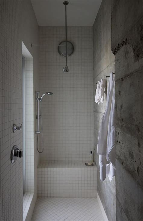 In The Shower by Be My At Home With An Sf Design Duo Concrete