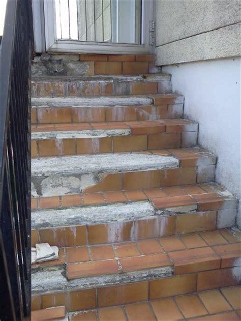 escalier ext 233 rieur r 233 novation ent galzin habitat 71