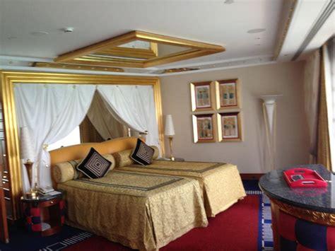 """""""bett 170m² Suite Mit Spiegel An Der Decke"""" Hotel Burj Al"""