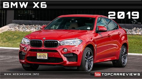 Bmw X6 2019 by 2019 Bmw X6 Review Rendered Price Specs Release Date