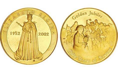 elizabeth ii s golden jubilee medal readers ask