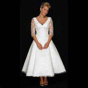 tea length wedding dresses for older brides stylosscom With tea length wedding dresses for older brides