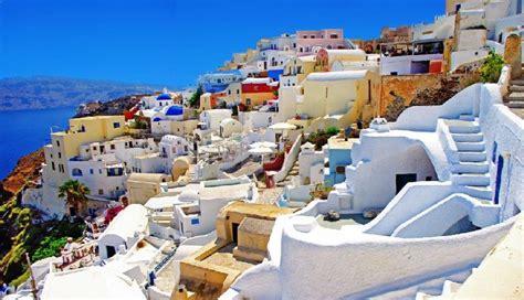 Santorini Luxury Honeymoon Vacation Package Romantic