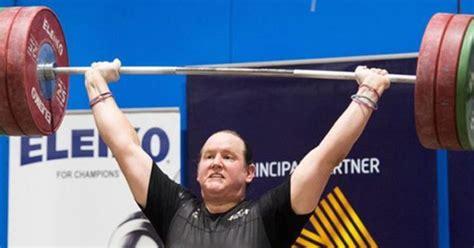 transgender born   man wins womens weightlifting