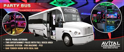 Chicago Limousine by Avital Chicago Limousine Premier Chicago Suv Limos And
