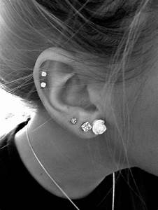 30 Cute and Different Ear Piercings | Girly, Glitz, & Glam ...