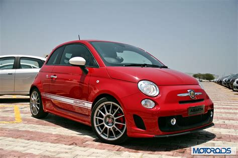 Review Fiat 500 by Fiat 500 Abarth Review 25 Motoroids
