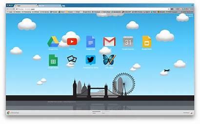 Google Chrome Themes Theme Weather Install Daylight