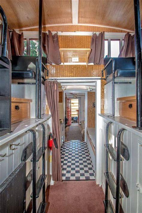 sq ft railroad caboose cabin