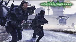 Call Of Duty Modern Warfare 2  The Gulag Mission Gameplay