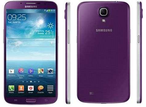 purple galaxy mega  outed  samsung hong kong site