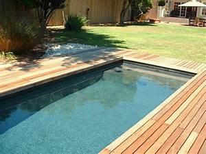 Piscine Semi Enterrée Coque : piscine bois semi enterree castorama ~ Melissatoandfro.com Idées de Décoration
