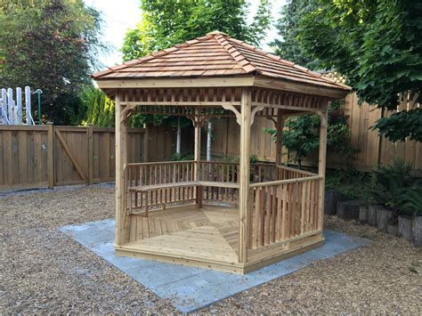hexagon gazebo hexagon gazebo kits 6 sided gazebos hexagonal plans