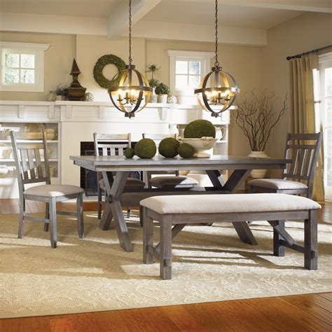dining room table  bench seat homesfeed