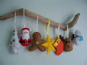 felt christmas ornament patterns free patterns