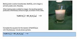 Baking Soda Is Sodium Bicarbonate  Nahco3  And