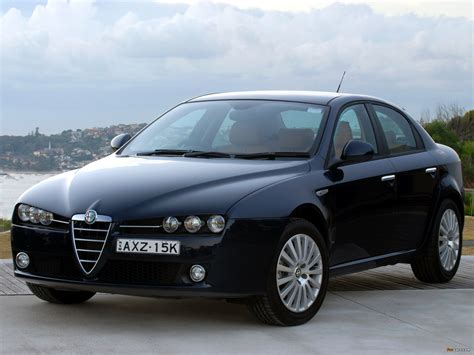 Alfa Romeo 159 Usa by 2006 Alfa Romeo 159 Pictures Information And Specs