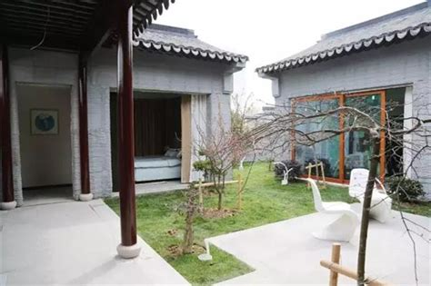 shanghai winsun decoration engineering co 3ders org winsun 3d prints two gorgeous concrete courtyards inspired by the ancient