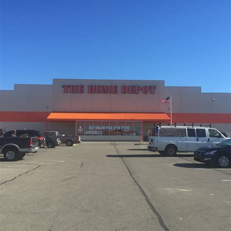 home depot ks the home depot in topeka ks whitepages