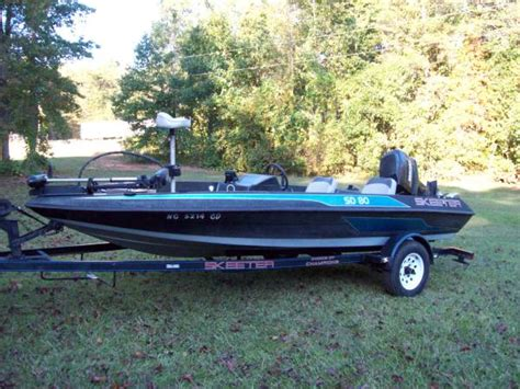 Used Skeeter Bass Boat Trailer by 1990 Skeeter Bass Boat For Sale