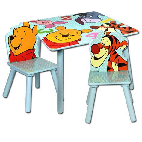 kindertisch winnie pooh bestseller shop f 252 r m 246 bel und einrichtungen