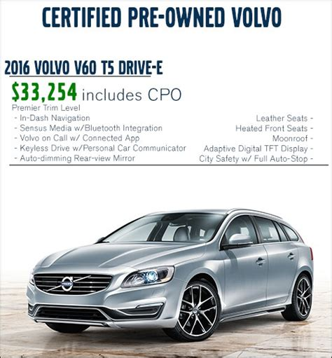 certified pre owned portland volvo cars