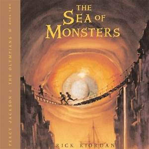 Sarahu002639s Reviews Book Review Percy Jackson U0026 The Sea Of