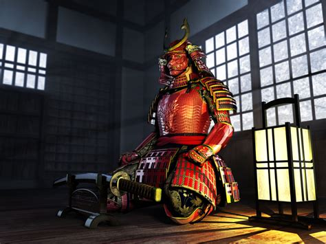 samouraï siège samurai before the battle by silesky on deviantart