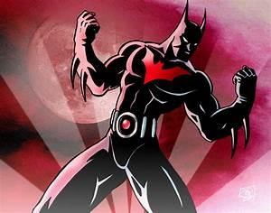 Batman Beyond vs Lazerman | DReager1's Blog