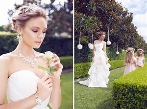 garden wedding dresses for the bride and her girls With wedding dress for garden wedding