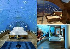 Awesome Design Under Water Hotel Room Oahu Hotels