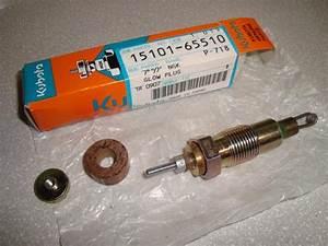 Glow Plug Wiring  L200    L210