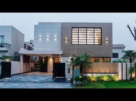 Beautiful 1 Kanal House By Mazhar Munir  500 Sq Yd House