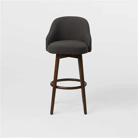 West Elm Saddle Stool by Saddle Bar Counter Stools West Elm